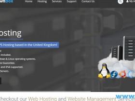 Ownbox:英国VPS/2核/2G内存/20G SSD/无限流量/1G端口/KVM/月付£2.99/OVH高防机房